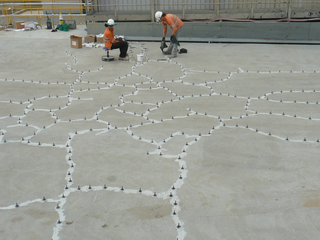 Concrete crack repair Bunbury