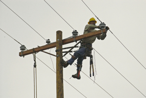 electrical spotter