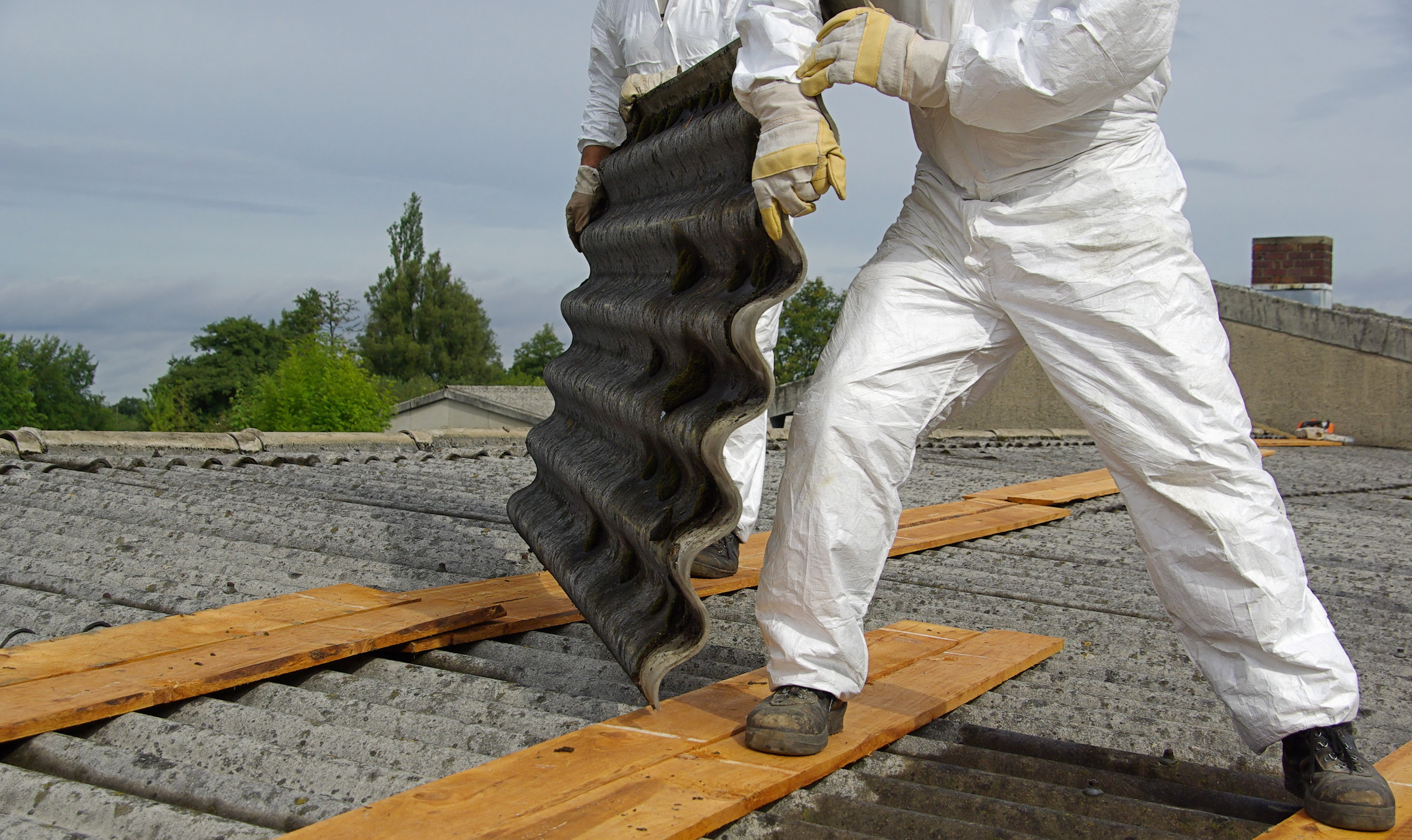 Asbestos Removal: Think Safety First