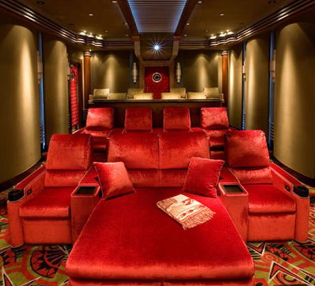 Genial How To Watch A Home Theater In Comfort