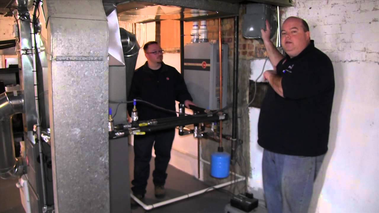 What Are Hydronic Air Handlers?