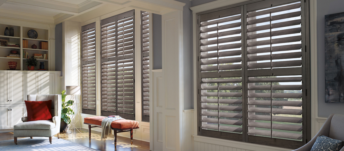 What Are The Benefits Of Plantation Shutters?