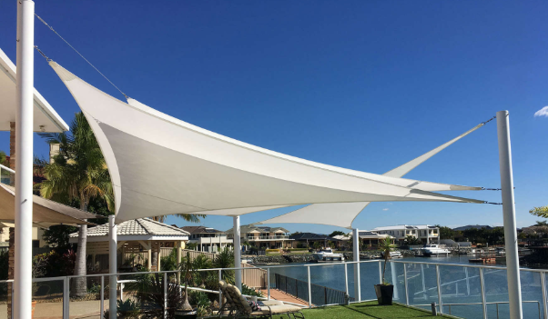 How To Install The Shade Sails In Brisbane?