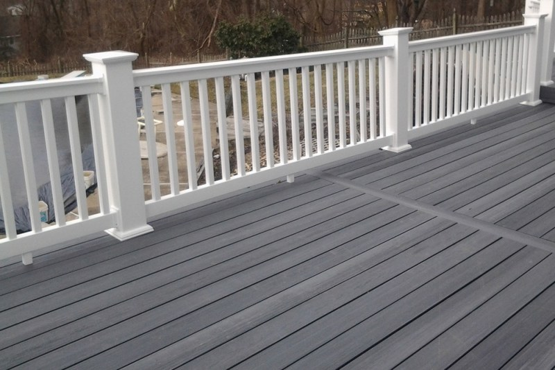 The benefit of composite decking