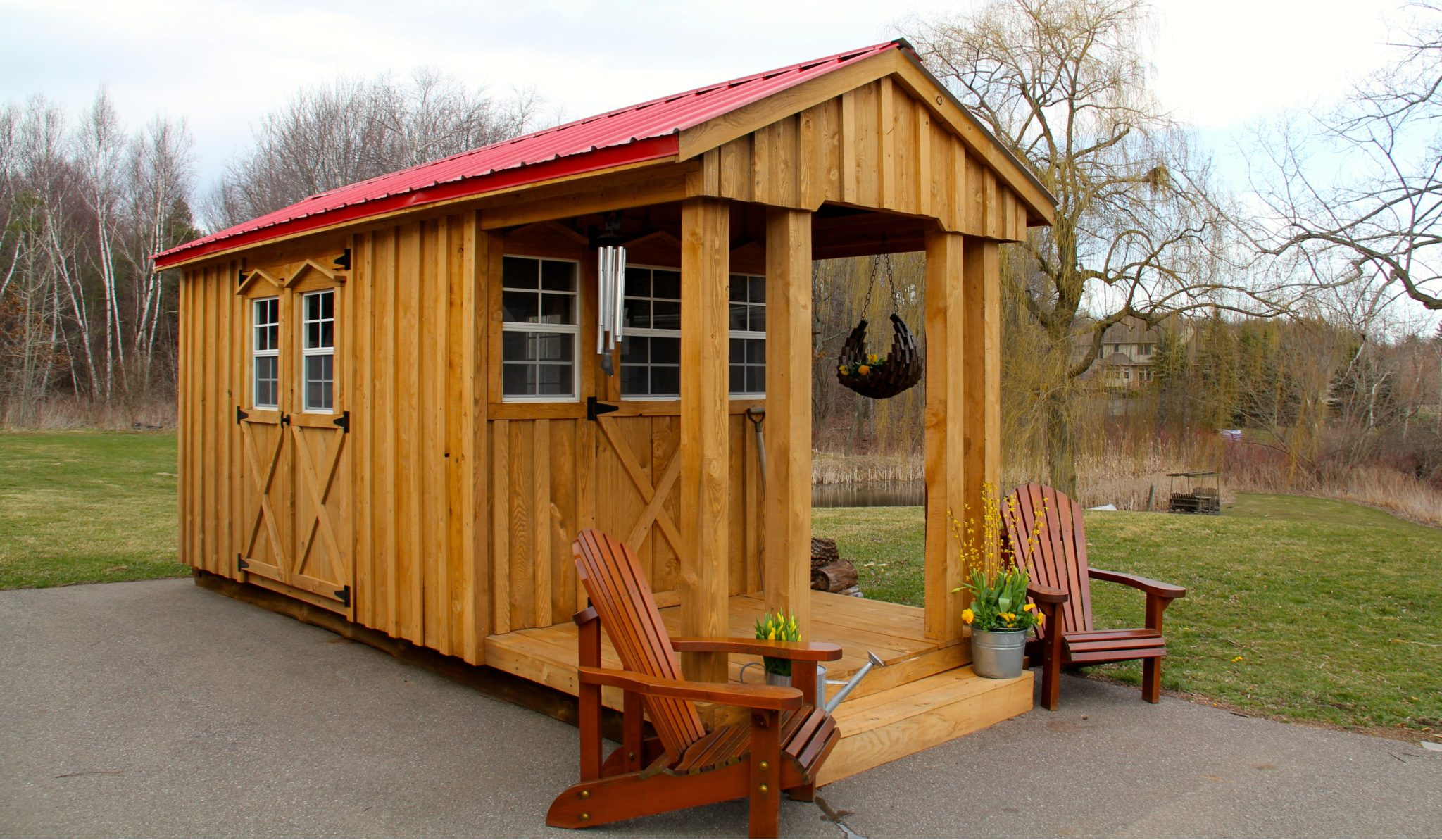 Tips to build the best garden sheds London Ontario