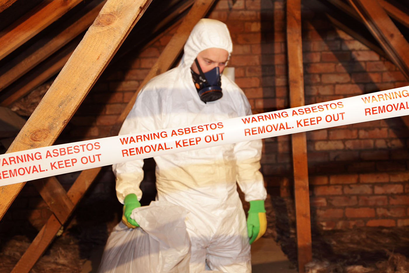 How to do the asbestos removal near me yourself?