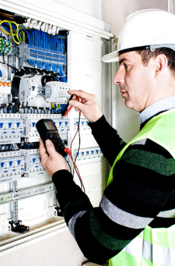 Starting an electrician business , consider these points