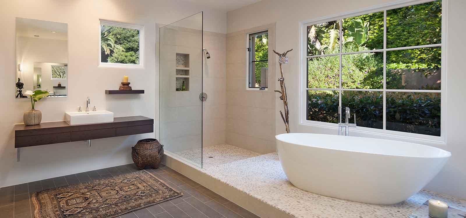 Renovating Your Bathroom Using Bathroom Renovations Professionals